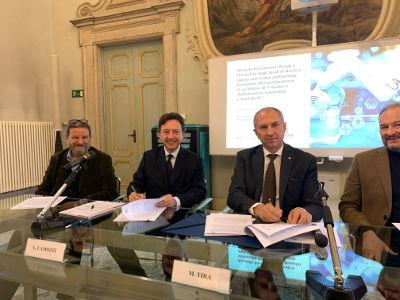 A new partnership between the Camozzi Group and the University of Brescia for a 1st level Master Degree